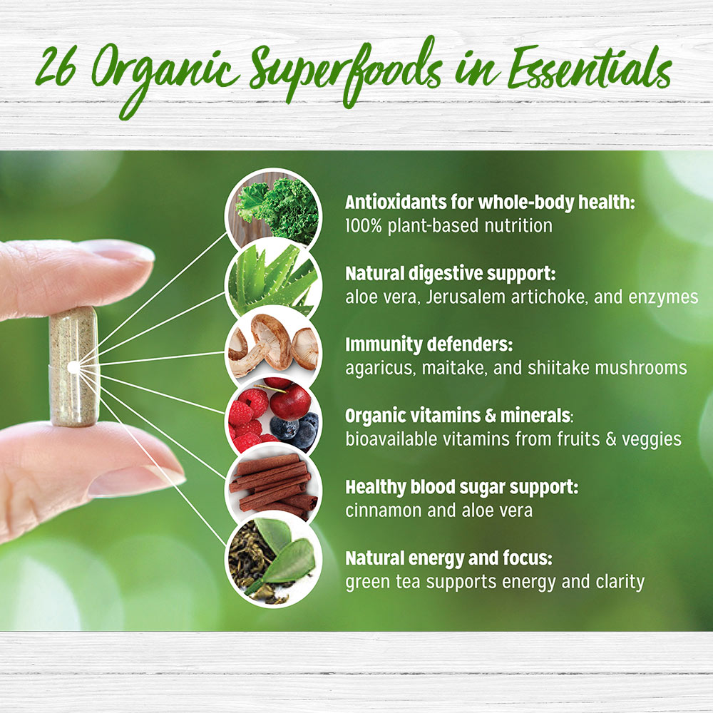 Essentials Superfoods
