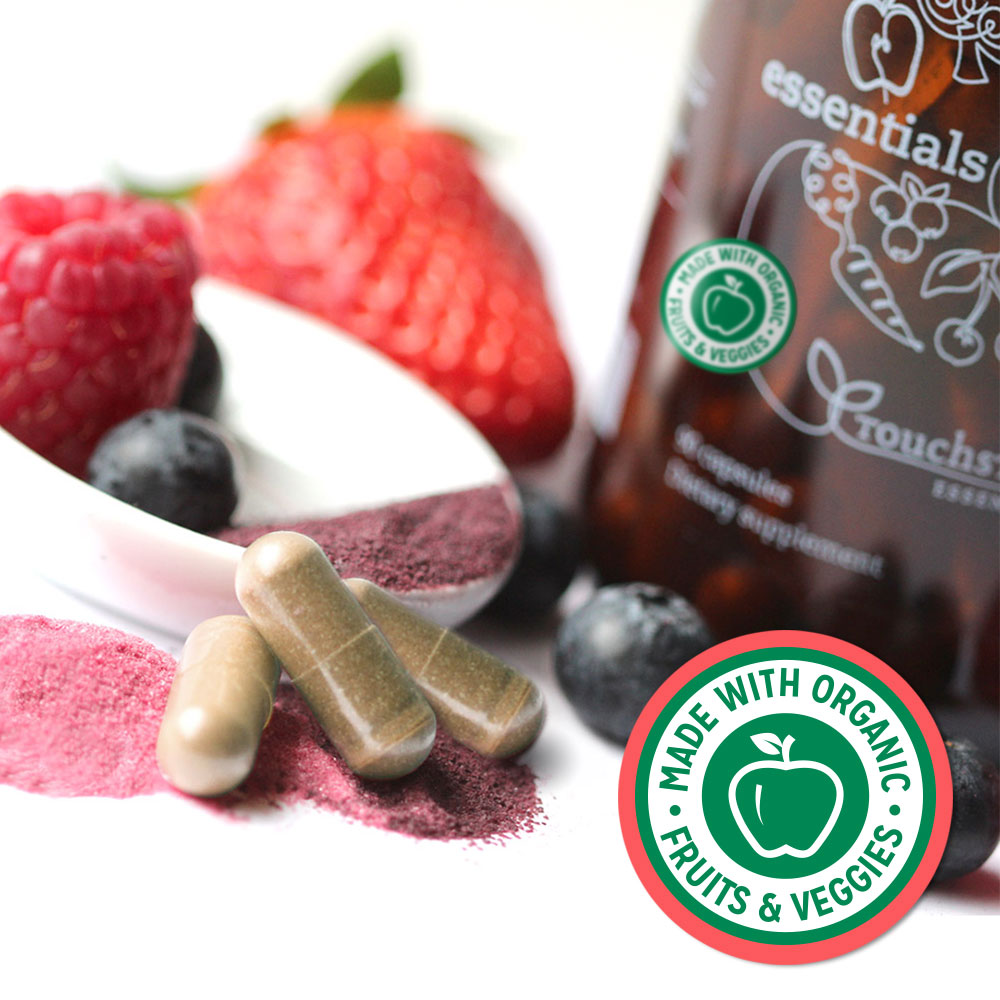 Essentials Organic Fruits and Veggies