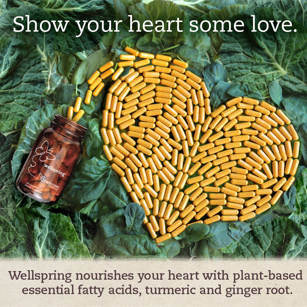 Show Your Heart Some Love with Wellspring!