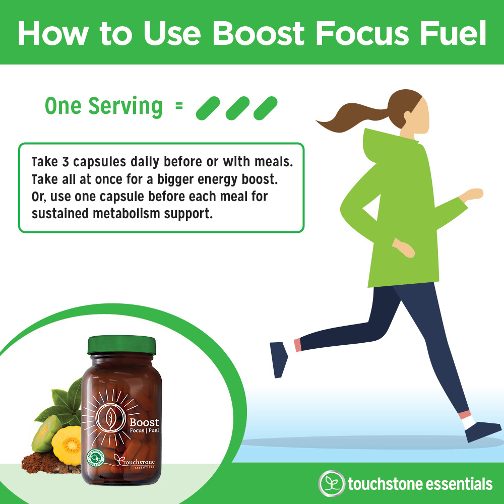 How to use Boost Focus Fuel
