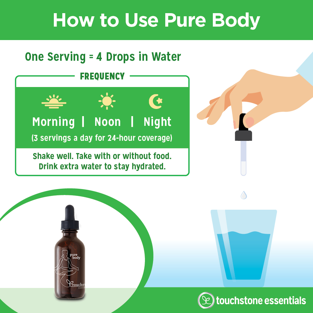 How to use Pure Body