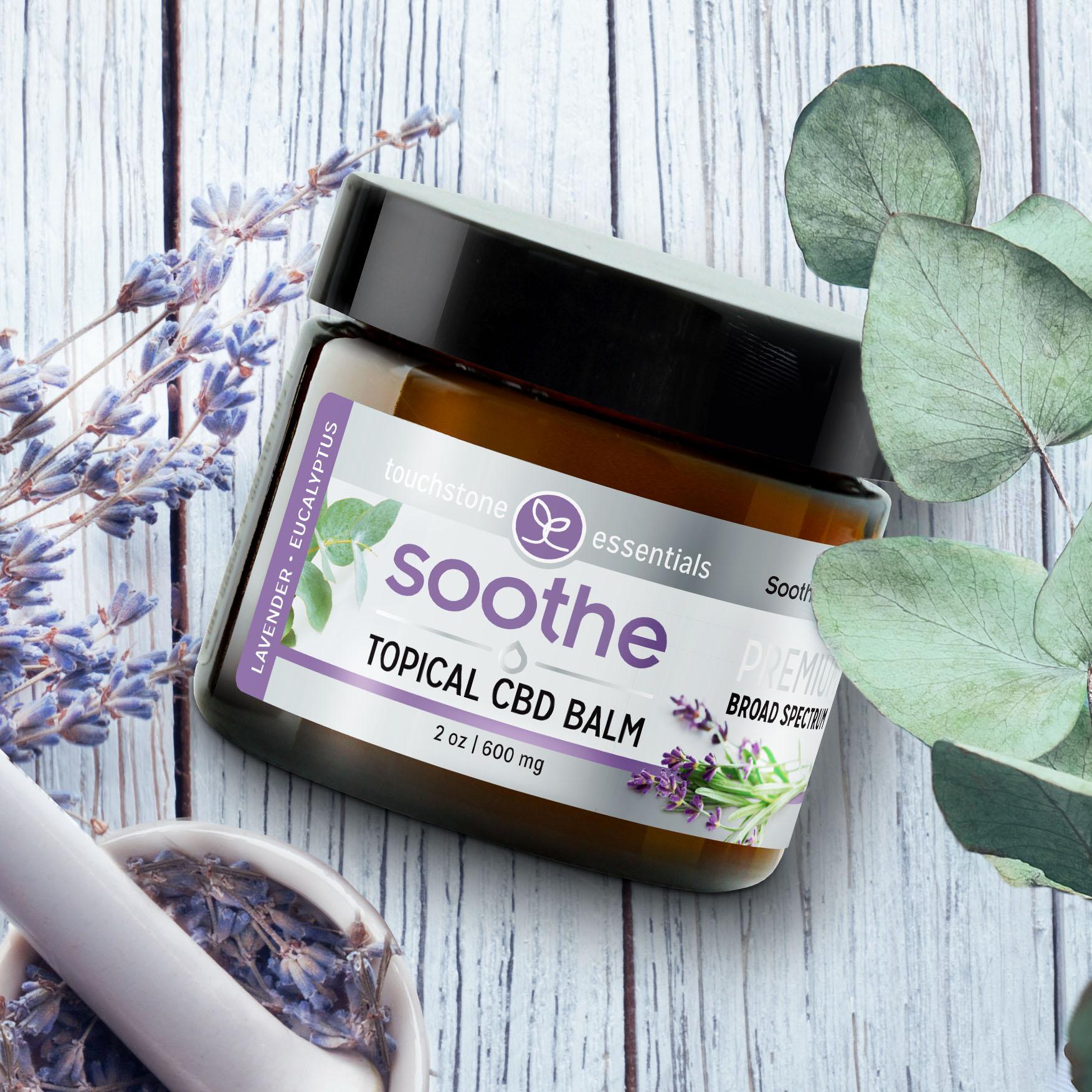 Soothe Lavender Eucalyptus