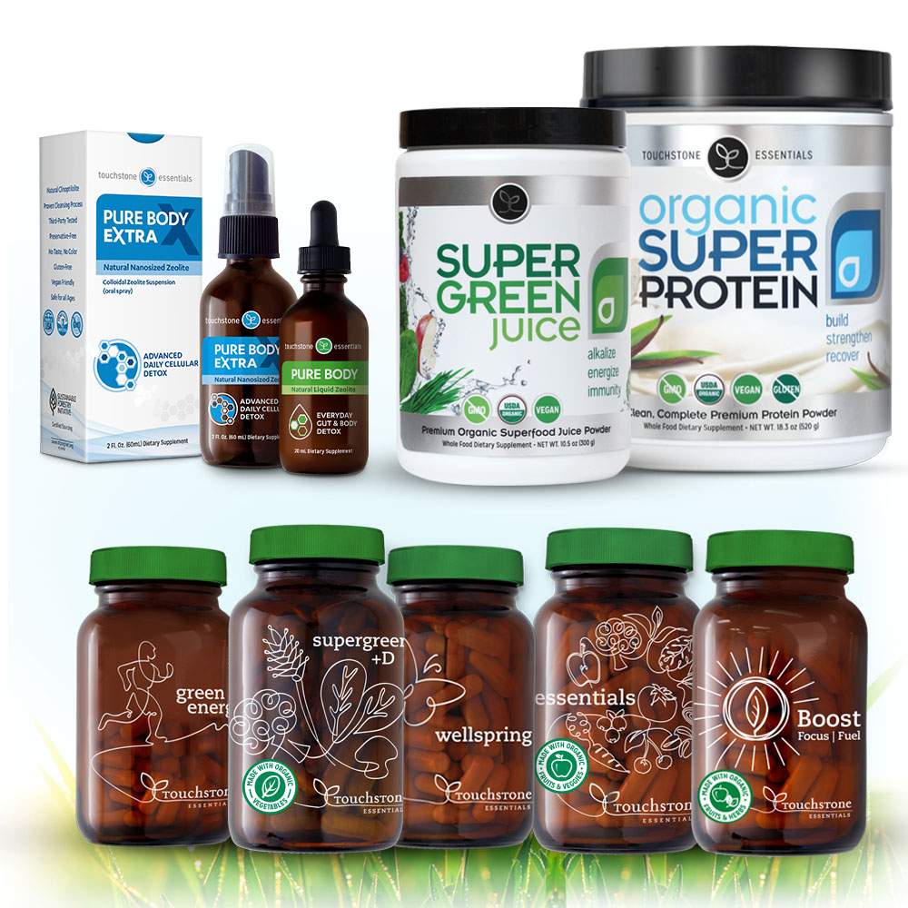Get everything you need for optimal health and vitality, and save a bundle with BIG savings off individual prices.