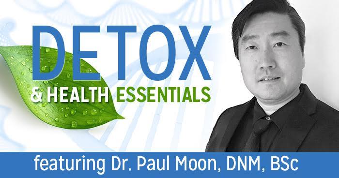Dr Paul Moon Detox Essentials