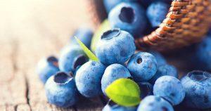 Blueberries Help Lower Blood Pressure