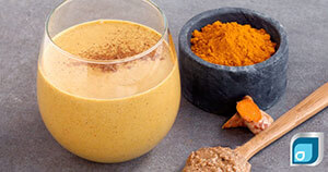 Turmeric Golden Spice Protein Shake