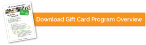 Download Gift Card Button