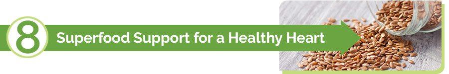 8 Healthy Heart