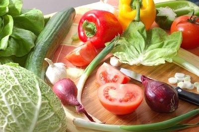 Whole fruits and veggies are ammonia-free!